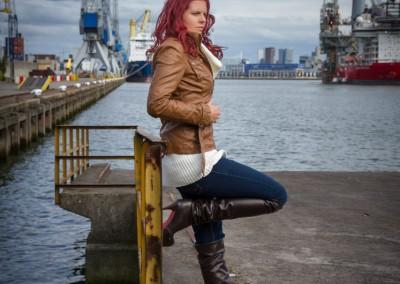 Yvette Pelger fotoshoot - Fotograaf Harold Spierenburg