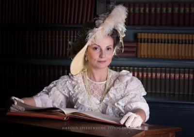 Victorian Dream - Lies Mulder   Photo: Harold Spierenburg