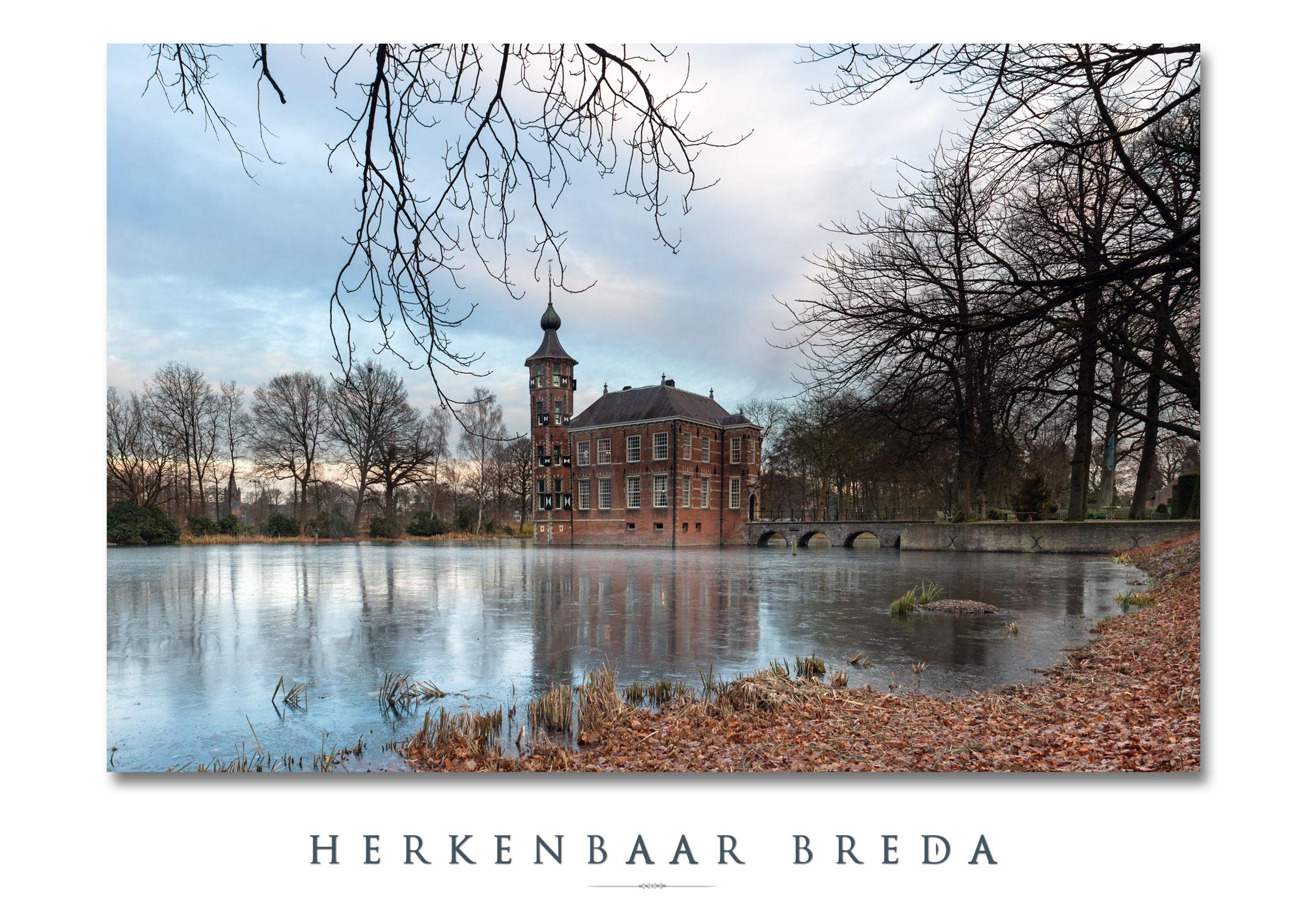 Herkenbaar Breda - Bouvigne in Winter