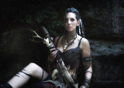 Elfia 2016 Arcen - Isabelle