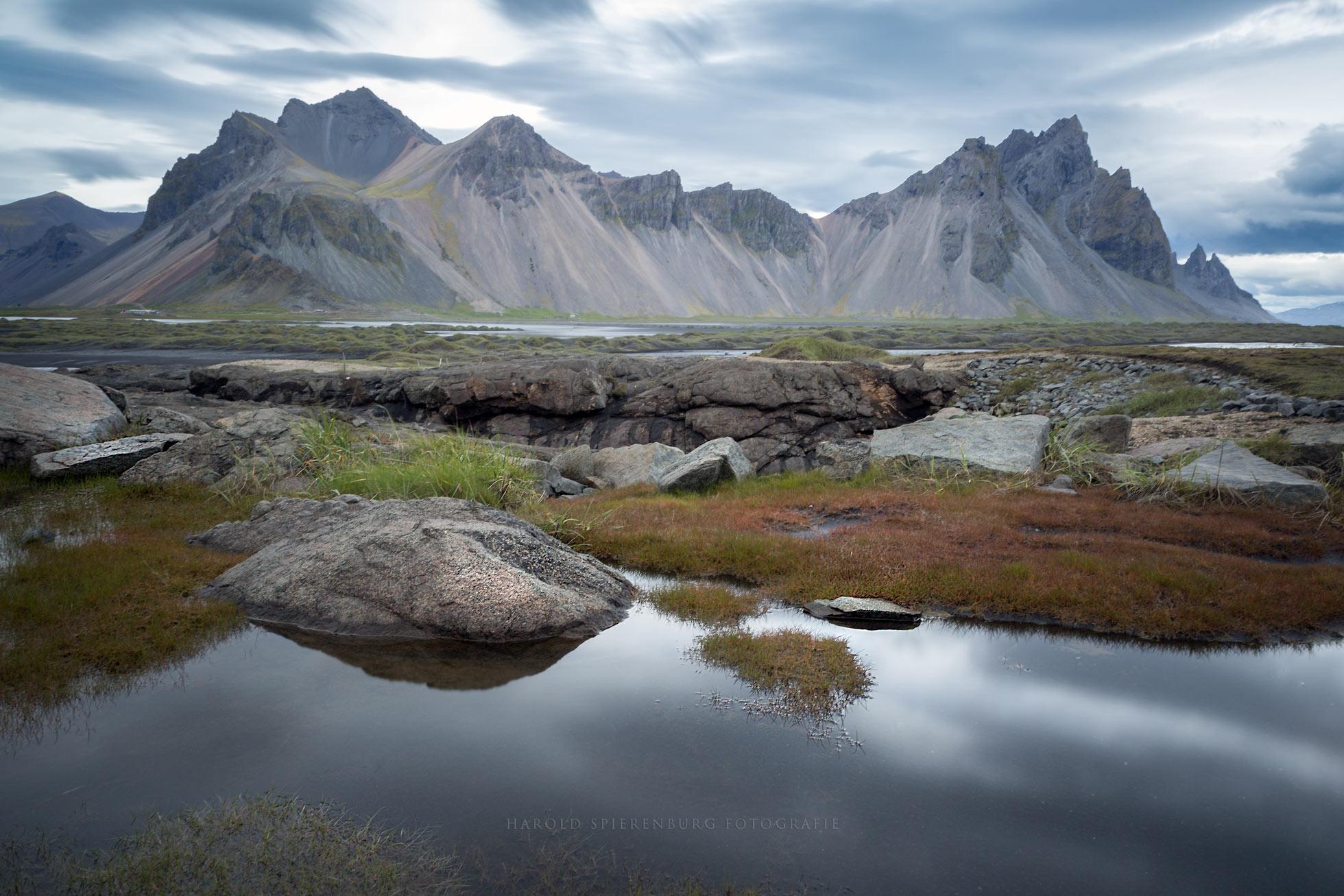 Vestrahorn - Hofn - IJsland